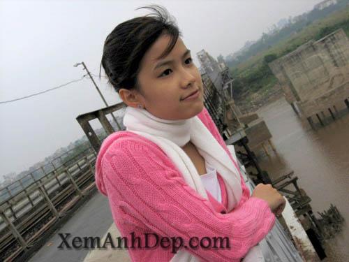 Ảnh Bảo Linh - Girlxinh - Anh Bao Linh
